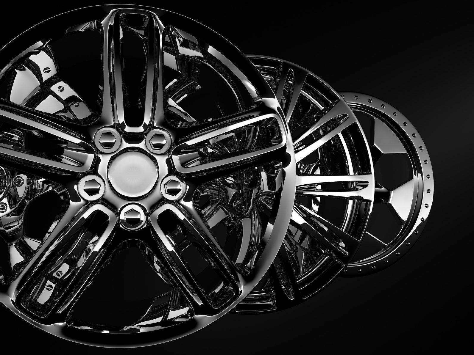 Alloy Wheel Refurbishment, Witham - Tyre-Smart (Essex) Ltd