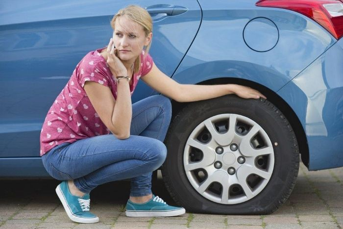 How To Measure Tire Tread >> Puncture Repairs, Witham - Tyre-Smart (Essex) Ltd