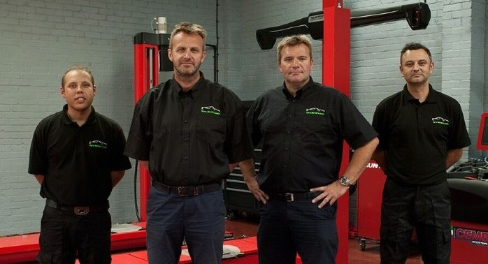 Tyre-Smart (Essex) Workshop