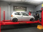 Tyre-Smart (Essex) Ltd - Wheel Alignment Gallery Image loweredsilverpolo.jpg