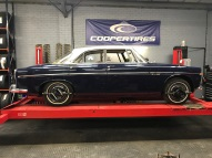 Tyre-Smart (Essex) Ltd - Wheel Alignment Gallery Image old rover.jpg