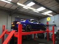 Tyre-Smart (Essex) Ltd - Wheel Alignment Gallery Image supercharged mustang.jpg